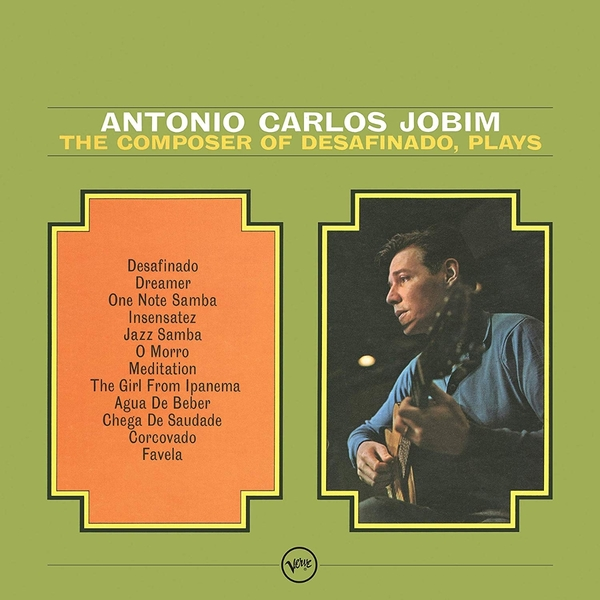 Antonio Carlos Jobim Antonio Carlos Jobim - The Composer Of Desafinado Plays ботинки antonio biaggi antonio biaggi an003awbtmj4