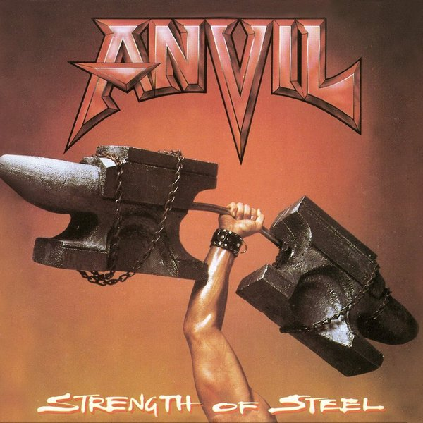 ANVIL - Strenght Of Steel