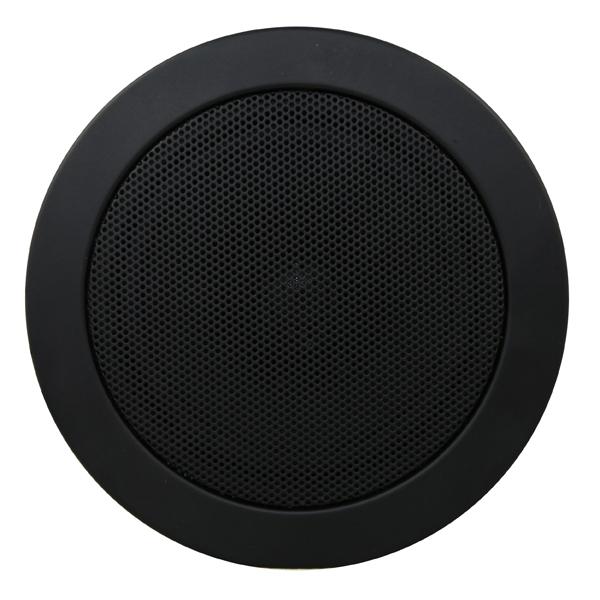 Встраиваемая акустика трансформаторная APart CM4T Black встраиваемая акустика трансформаторная apart cm6tsmf white