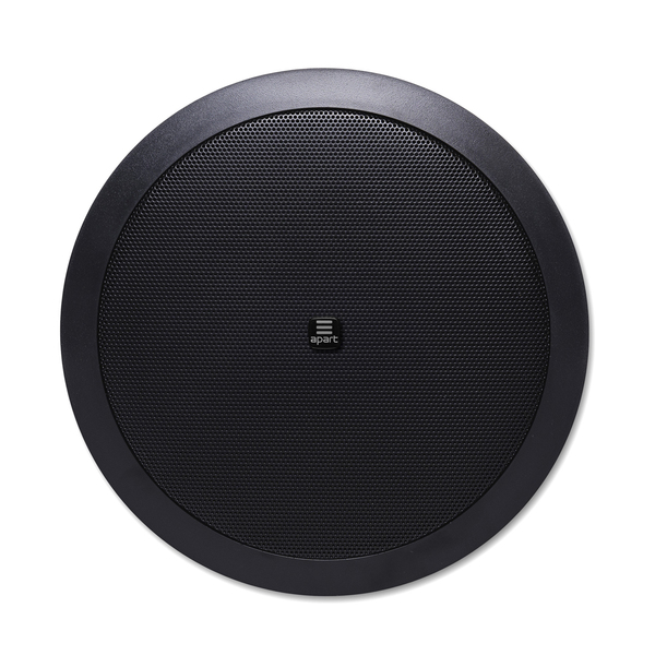 Встраиваемая акустика трансформаторная APart CM6T Black встраиваемая акустика трансформаторная apart cm6tsmf white