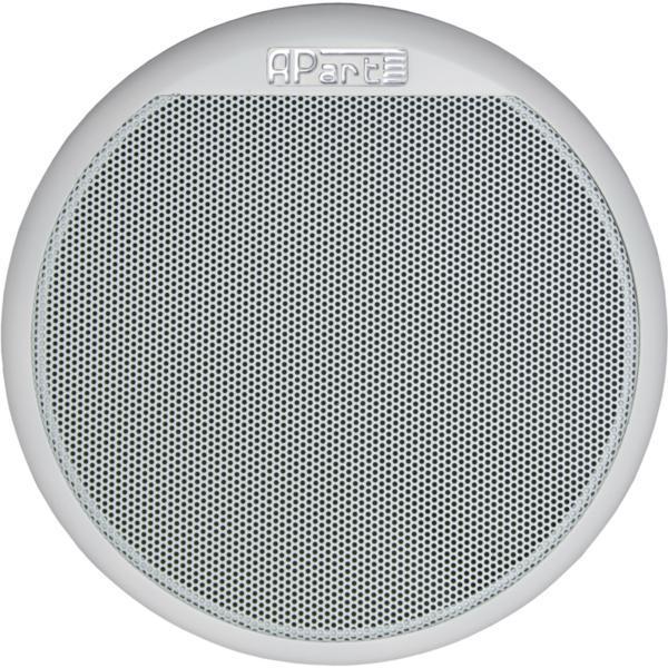 Влагостойкая встраиваемая акустика APart CMAR6-W White встраиваемая потолочная акустика apart cm3t white