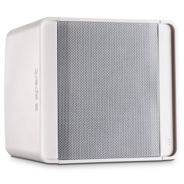 Настенный громкоговоритель APart KUBO3 White цены онлайн