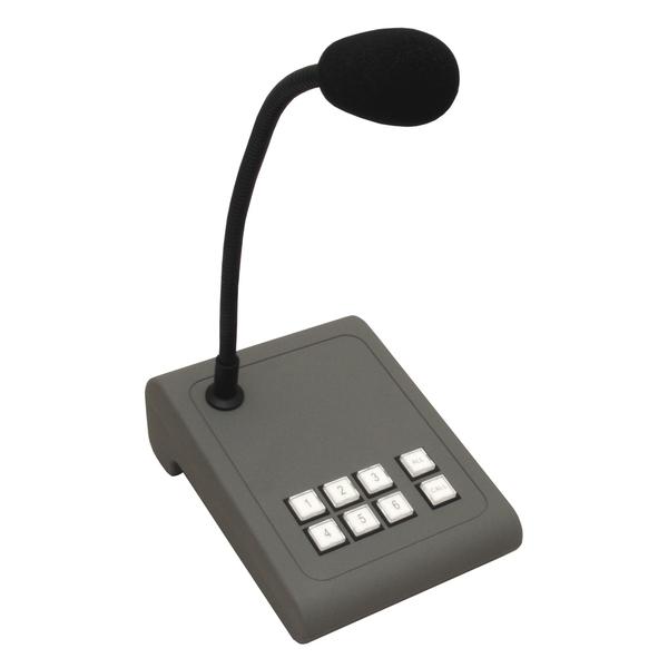 Микрофон для оповещений APart MICPAT-6 kfw h929 профессиональный микрофон для конференции микрофон gooseneck для настольных пк компактный микрофон микрофон микрофон микрофон