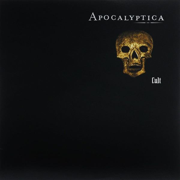 apocalyptica apocalyptica plays metallica 20th anniversary edition 2 lp cd Apocalyptica Apocalyptica - Cult (2 Lp+cd)