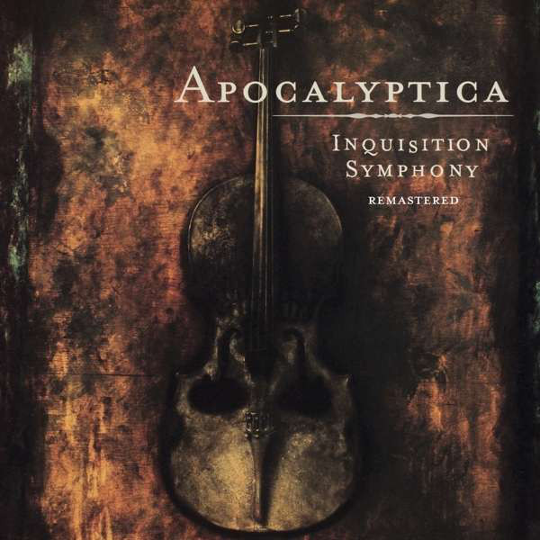 Apocalyptica Apocalyptica - Inquisition Symphony (2 LP) тромбоун шорти trombone shorty parking lot symphony lp