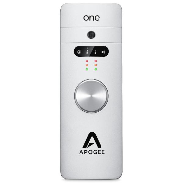 Мобильный аудиоинтерфейс Apogee One Silver