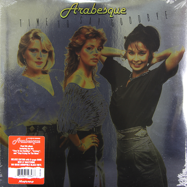 Arabesque Arabesque - Ix - Time To Say Goodbye (deluxe Edition)