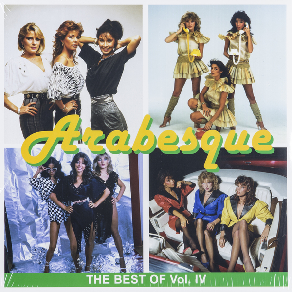 Arabesque Arabesque - The Best Of Vol.iv