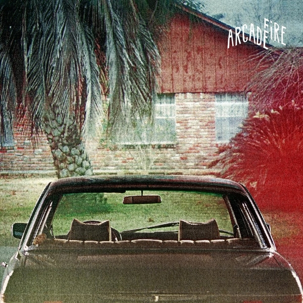 Arcade Fire Arcade Fire - The Suburbs (2 LP)