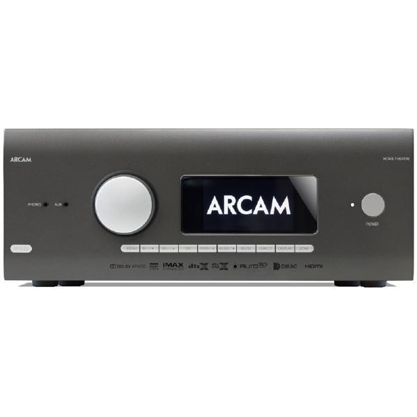AV ресивер Arcam AVR20 Black