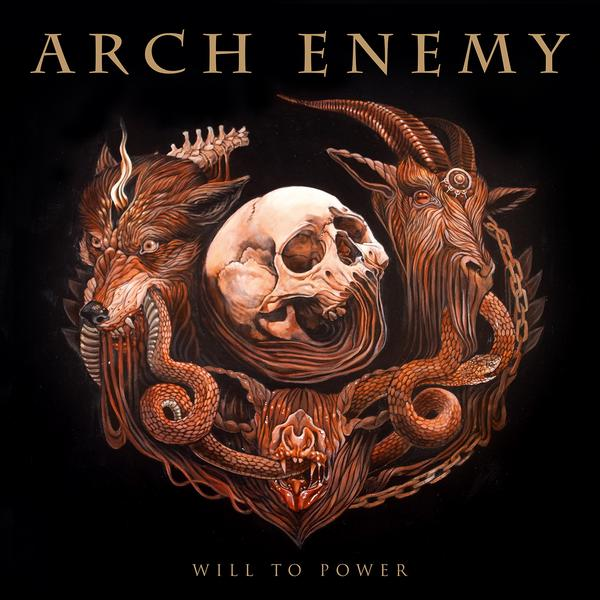 Arch Enemy Arch Enemy - Will To Power (limited, Lp + 7 + Cd) недорого