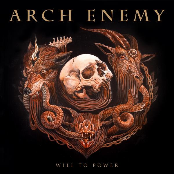 Arch Enemy - Will To Power (lp + Cd, 180 Gr)
