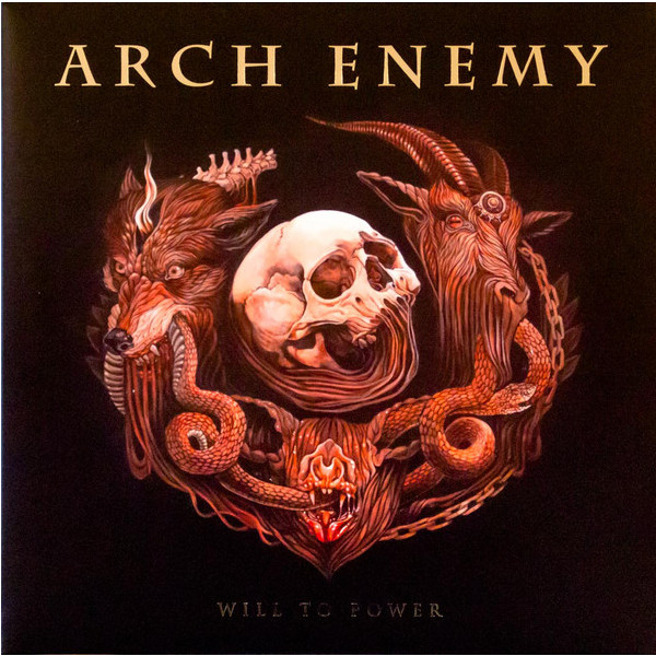 цена на Arch Enemy Arch Enemy - Will To Power (lp+cd)