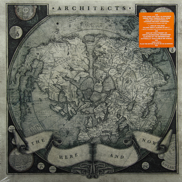 Architects Architects - The Here And Now (lp + Cd) hot novel a song of ice and fire the game of thrones american drama extension war is coming theme pocket watch