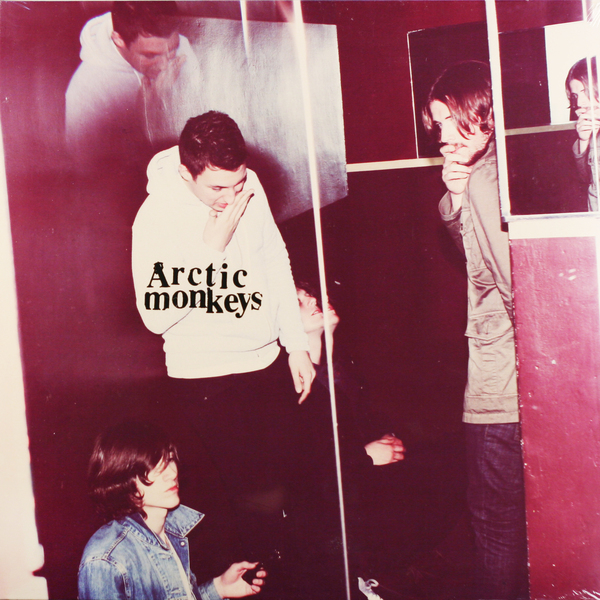 Arctic Monkeys Arctic Monkeys - Humbug arctic monkeys arctic monkeys favourite worst nightmare