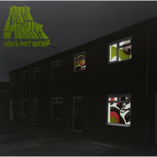 Arctic Monkeys Arctic Monkeys - Favourite Worst Nightmare arctic monkeys arctic monkeys favourite worst nightmare