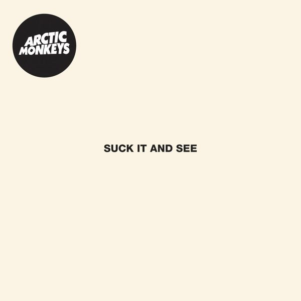 Arctic Monkeys Arctic Monkeys - Suck It And See arctic monkeys arctic monkeys favourite worst nightmare
