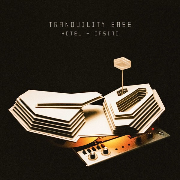 Arctic Monkeys Arctic Monkeys - Tranquility Base Hotel Casino (colour, Deluxe)