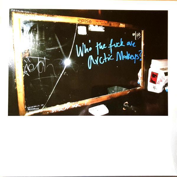 Arctic Monkeys - Who The Fuck Are Monkeys? (10 )