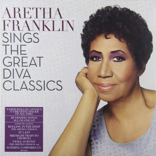 Aretha Franklin Aretha Franklin - Aretha Franklin Sings The Great Diva Classics свитшот franklin