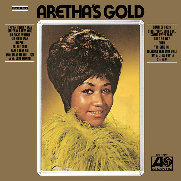Aretha Franklin Aretha Franklin - Aretha's Gold (colour) franklin