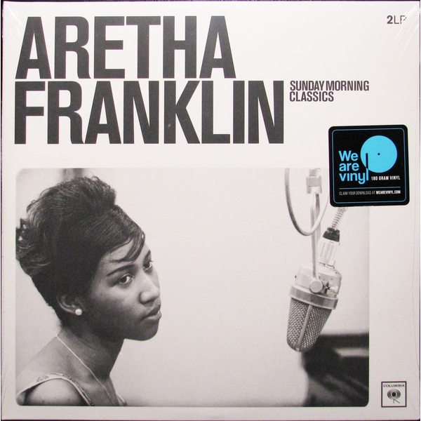 Aretha Franklin Aretha Franklin - Sunday Morning Classics (2 Lp, 180 Gr) aretha franklin aretha franklin aretha s greatest hits