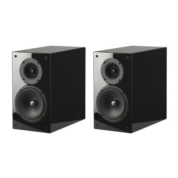 Полочная акустика Arslab Classic 1.5 High Gloss Black (уценённый товар)