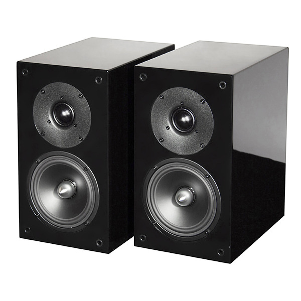Полочная акустика Arslab Classic 1 High Gloss Black напольная акустика arslab classic 2 5 high gloss white