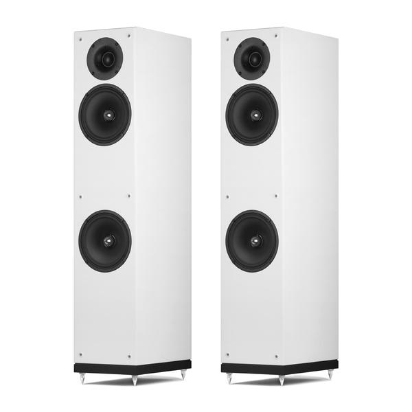 Напольная акустика Arslab Classic 2.5 High Gloss White напольная акустика arslab classic 3 5 se high gloss white