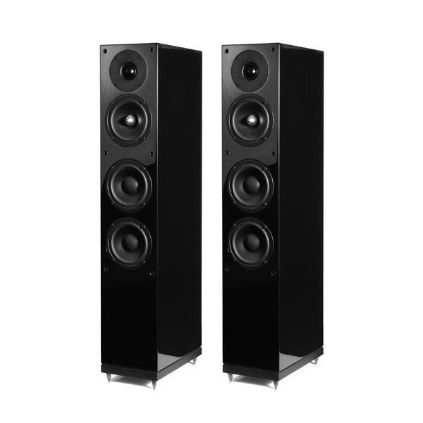 Напольная акустика Arslab Classic 2 High Gloss Black напольная акустика piega classic 7 0 macassar high gloss