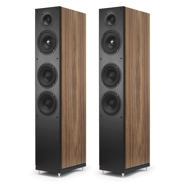 Напольная акустика Arslab Classic 3.5 Walnut акустика центрального канала paradigm prestige 45c black walnut