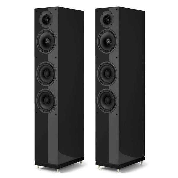 Напольная акустика Arslab Classic 3.5 High Gloss Black фото