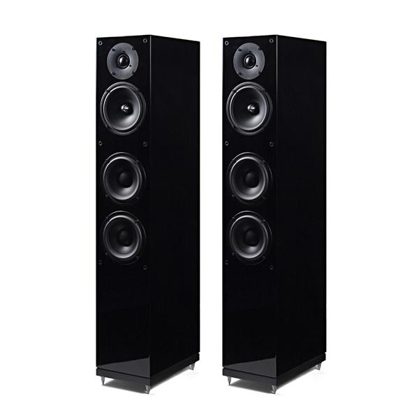 Напольная акустика Arslab Classic 3.5 High Gloss Black напольная акустика piega classic 7 0 macassar high gloss