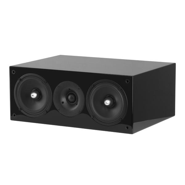 Центральный громкоговоритель Arslab Classic C1 High Gloss Black акустика центрального канала sonus faber chameleon c classic black leather