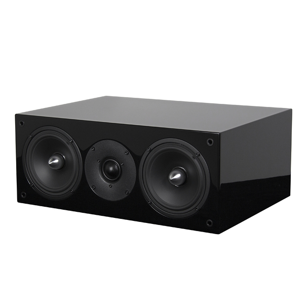Центральный громкоговоритель Arslab Classic LCR High Gloss Black акустика центрального канала sonus faber principia center black