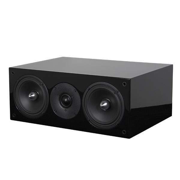 Центральный громкоговоритель Arslab Classic LCR High Gloss Black акустика центрального канала audio physic classic center glass black high gloss