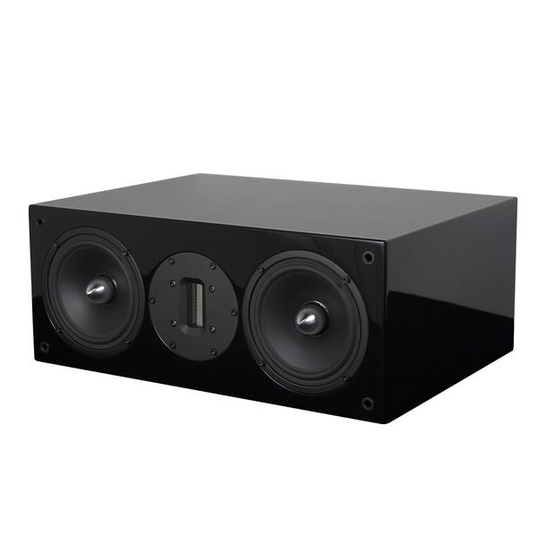Центральный громкоговоритель Arslab Classic LCR F SE High Gloss Black акустика центрального канала audio physic classic center glass black high gloss