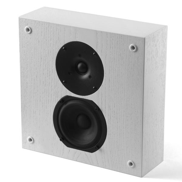 Специальная тыловая акустика Arslab Classic Sat W White Ash акустическая система pioneer s dj50x w белый 80 вт 50 20000 гц rca mdf 220v