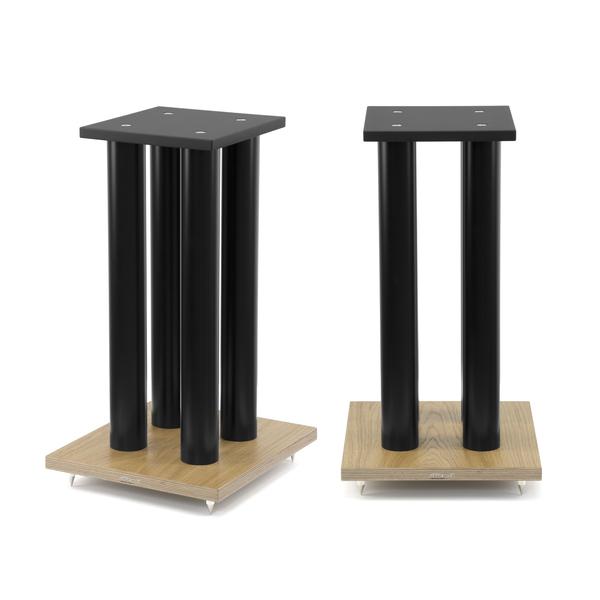 Фото - Стойка для акустики Arslab BIG Wood стойка для акустики arslab st7 white tube white