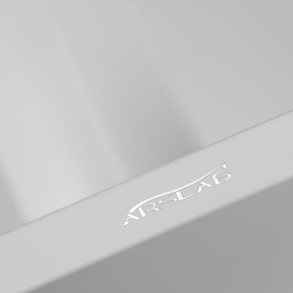 Фото - Стойка для акустики Arslab BIG White стойка для акустики arslab st7 white tube white
