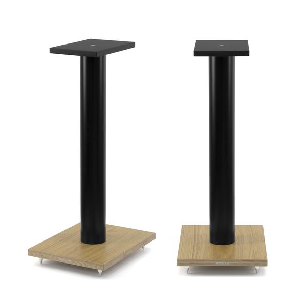 Стойка для акустики Arslab ST6 Black Tube/Wood (уценённый товар) стойка для акустики t a ls tr black