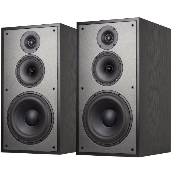 Полочная акустика Arslab Superb Black Ash