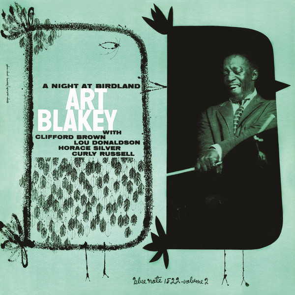 Art Blakey Art Blakey - A Night At Birdland, Vol.2