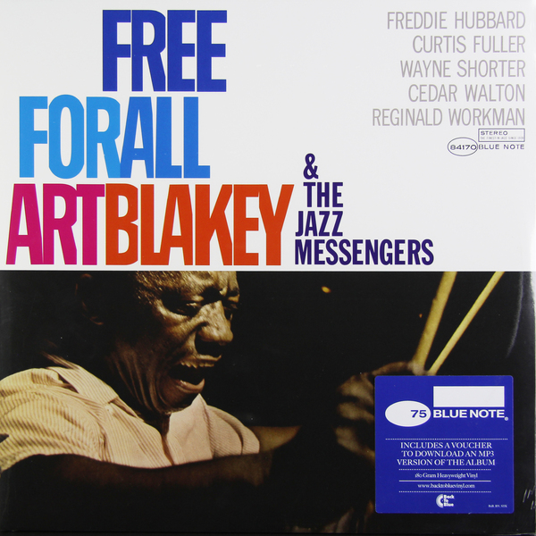 Art Blakey Art Blakey - Free For All (180 Gr)