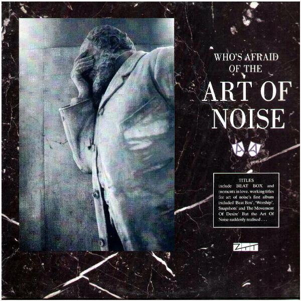 Art Of Noise - Whos Afraid The (limited, Colour, 2 Lp, 180 Gr)