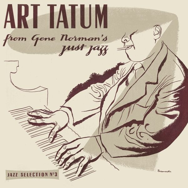 Art Tatum Art Tatum - Art Tatum From Gene Norman's Just Jazz (colour)