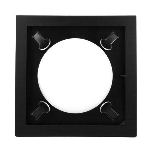 Рамка для виниловых пластинок Art Vinyl Play Display Black рамка для виниловых пластинок album cover frame beech