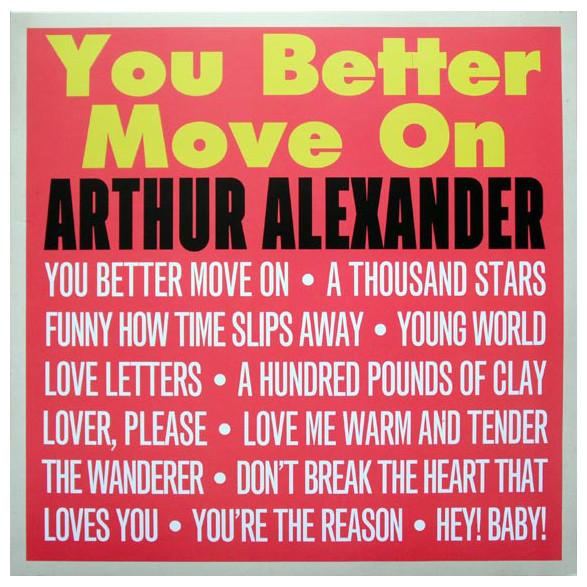 Arthur Alexander - You Better Move On (180 Gr)