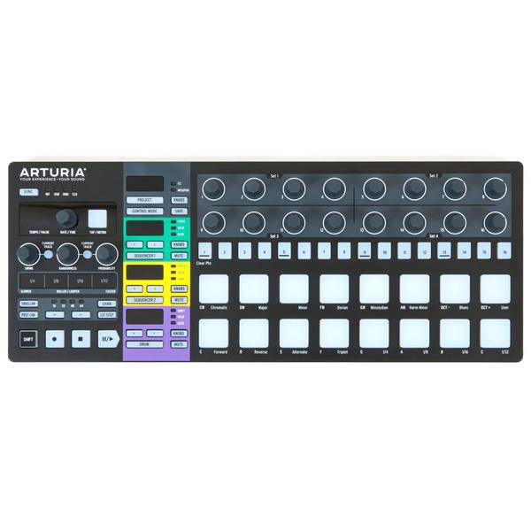 MIDI-контроллер Arturia BeatStep Pro Black Edition