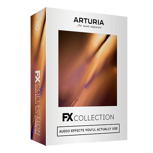 Программное обеспечение Arturia FX Collection (Electronic License)